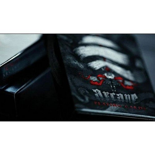Carte Bicycle Red Arcane  (Stato: Nuovo)