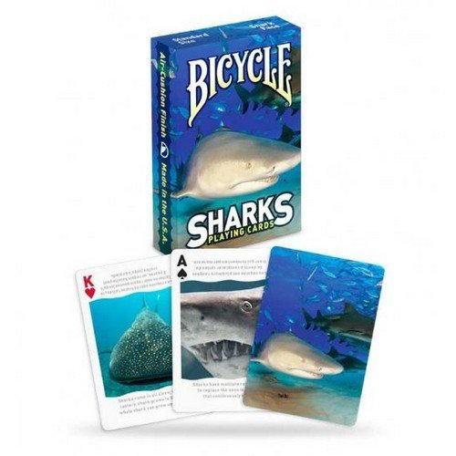 Carte Bicycle Sharks  (Stato: Nuovo)