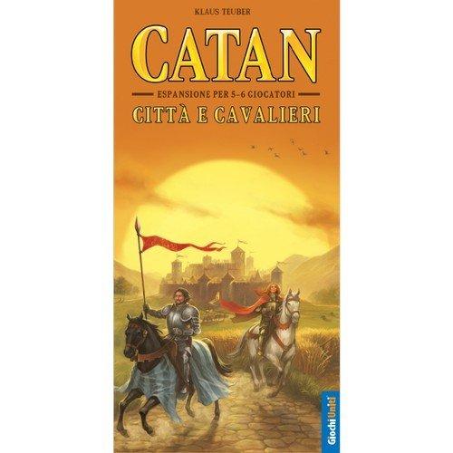 Catan: Città e Cavalieri, Espansione per 5-6 Giocatori  (Lingua: Italiano - Stato: Nuovo)