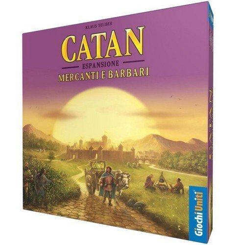 Catan: Mercanti e Barbari  (Lingua: Italiano - Stato: Nuovo)