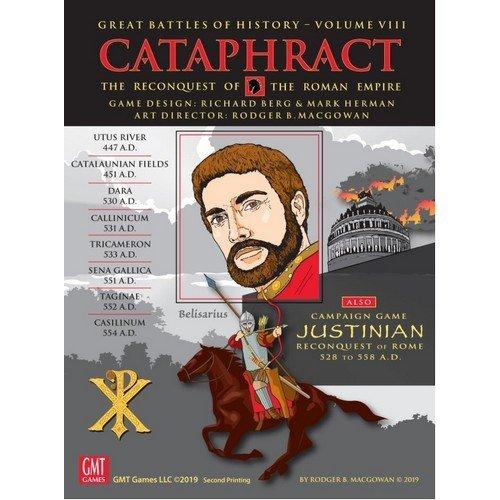 Cataphract, 2nd Printing  (Lingua: Inglese - Stato: Nuovo)