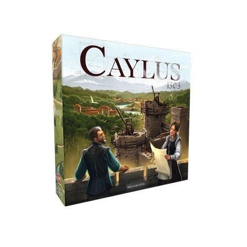 Caylus 1303  (Lingua: Inglese - Stato: Nuovo)