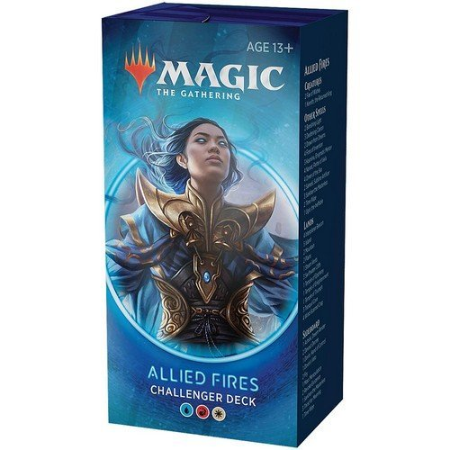 Challenger Deck: Allied Fires  (Lingua: Inglese - Stato: Nuovo)