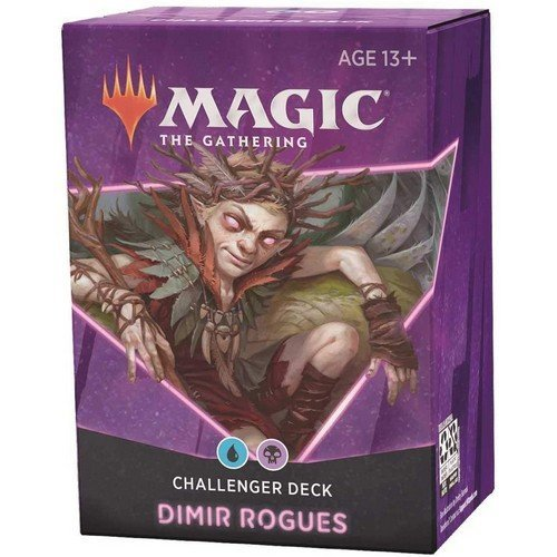 Challenger Deck: Dimir Rogues  (Lingua: Inglese - Stato: Nuovo)