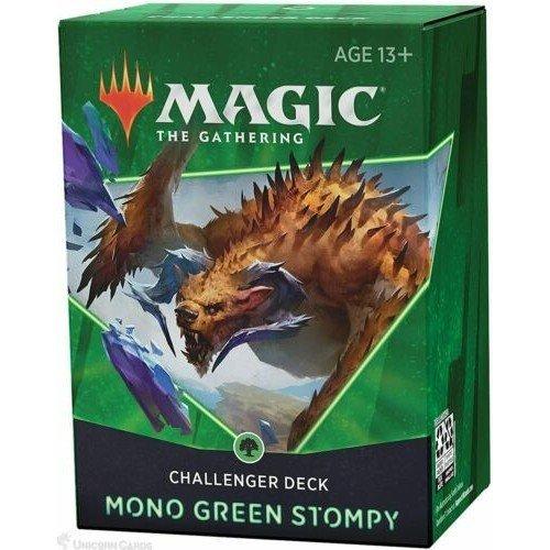 Challenger Deck: Mono Green Stompy  (Lingua: Italiano - Stato: Nuovo)