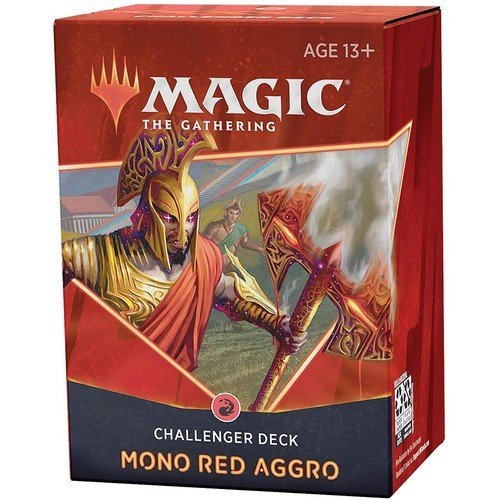 Challenger Deck: Mono Red Aggro  (Lingua: Inglese - Stato: Nuovo)