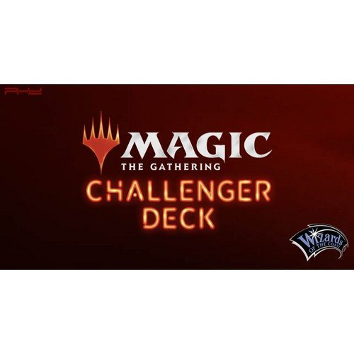 Challenger Decks 2020 Display 8 Mazzi  (Lingua: Inglese - Stato: Nuovo)