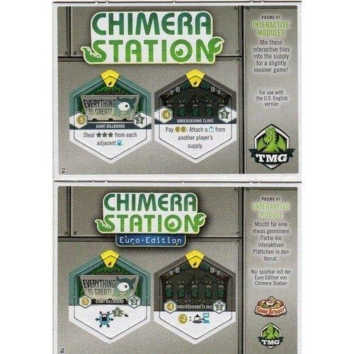 Chimera Station: Interactive Modules Promo #1  (Lingua: Inglese, Tedesco - Stato: Nuovo)