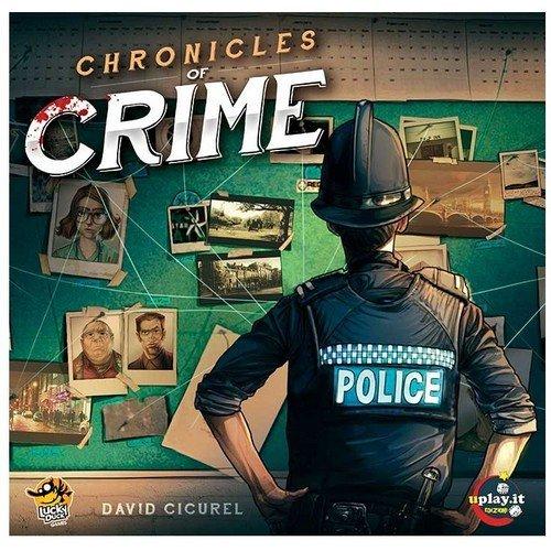 Chronicles of Crime  (Lingua: Italiano - Stato: Nuovo)
