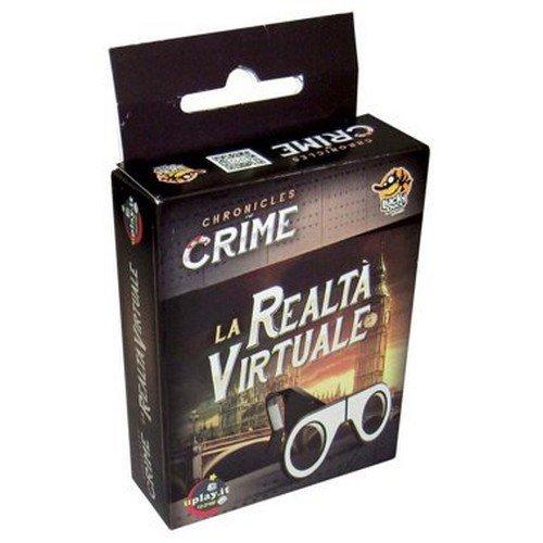 Chronicles of Crime: La Realtà Virtuale  (Lingua: Italiano, Francese, Tedesco, Inglese, Spagnolo - Stato: Nuovo)