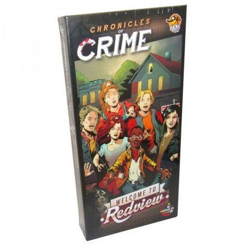 Chronicles of Crime: Welcome to Redview  (Lingua: Italiano - Stato: Nuovo)