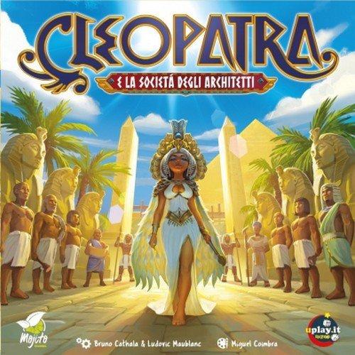 Cleopatra e la Società degli Architetti Deluxe Edition  (Lingua: Italiano - Stato: Nuovo)