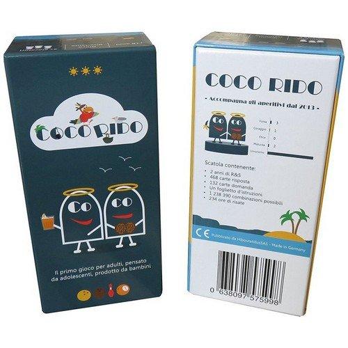 Coco Rido  (Lingua: Italiano - Stato: Nuovo)