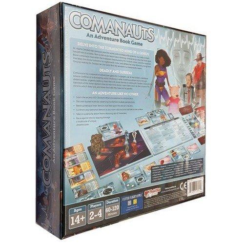 Comanauts: An Adventure Book Game  (Lingua: Inglese - Stato: Nuovo)