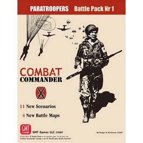 Combat Commander: Battle Pack 1, Paratroopers  (Lingua: Inglese - Stato: Nuovo)
