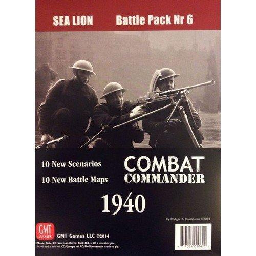 Combat Commander: Battle Pack 6, Sea Lion  (Lingua: Inglese - Stato: Nuovo)