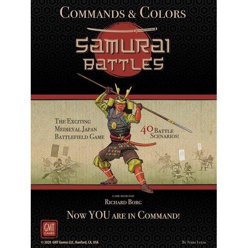 Commands & Colors: Samurai Battles  (Lingua: Inglese - Stato: Nuovo)