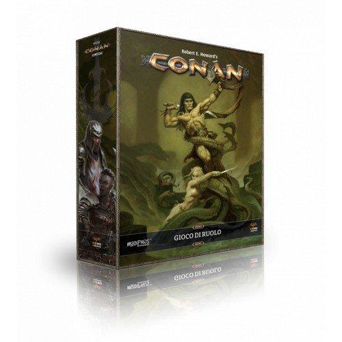 Conan, Il Gioco di Ruolo  (Lingua: Italiano - Stato: Nuovo)