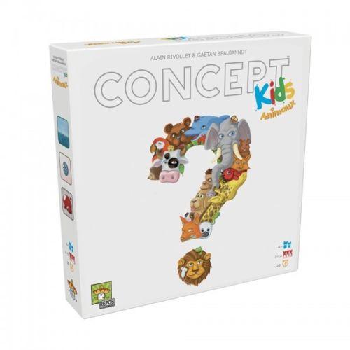 Concept Kids: Animali  (Lingua: Italiano - Stato: Nuovo)