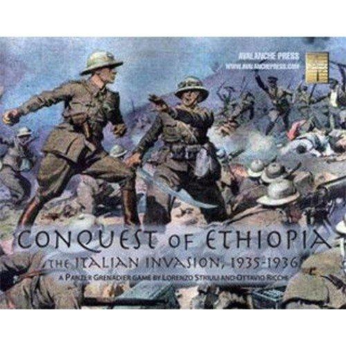 Panzer Grenadier: Conquest of Ethiopia  (Lingua: Inglese - Stato: Nuovo)