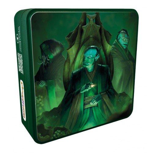 Conspiracy, Intrighi nel Mondo di Abyss (Verde)  (Lingua: Italiano - Stato: Nuovo)