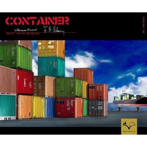 Container  (Lingua: Italiano, Inglese, Francese, Tedesco, Olandese, Spagnolo - Stato: Nuovo con Scatola Danneggiata)