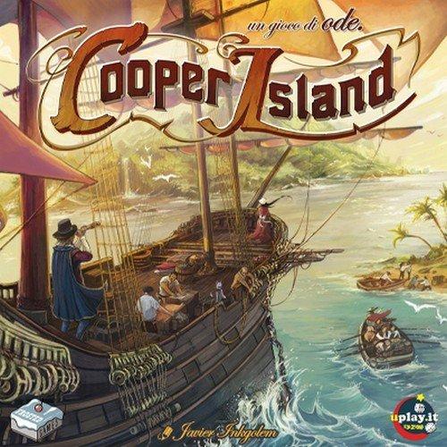 Cooper Island - ITA  (Lingua: Italiano - Stato: Nuovo)