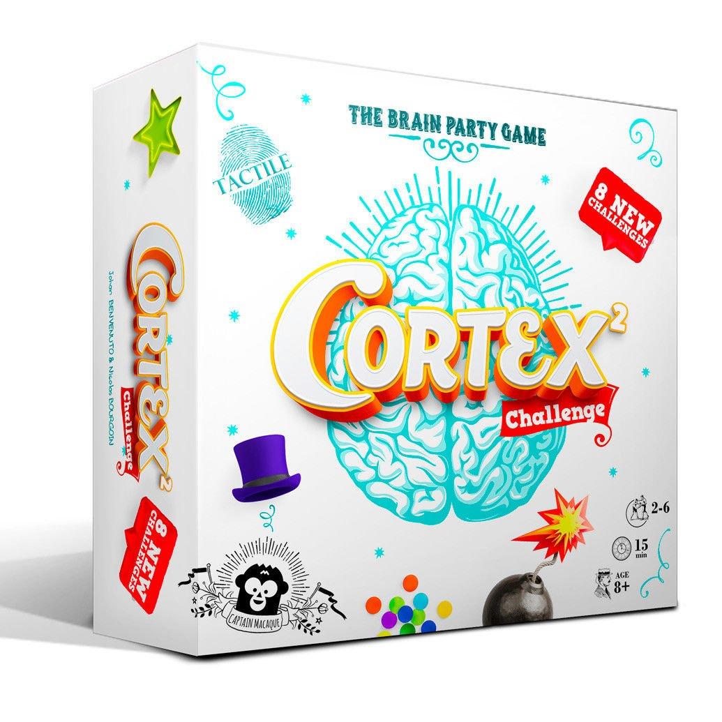 Cortex Challenge 2  (Lingua: Italiano - Stato: Nuovo)