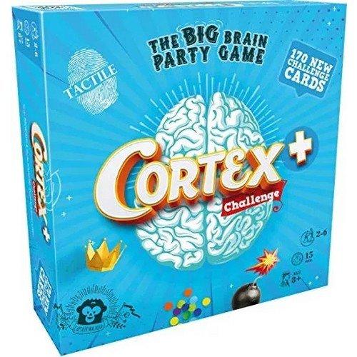 Cortex + Challenge  (Lingua: Italiano, Inglese, Francese, Tedesco, Olandese, Spagnolo - Stato: Nuovo)