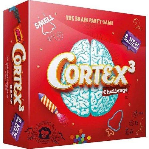 Cortex Challenge 3  (Lingua: Italiano, Inglese, Francese, Tedesco, Olandese, Spagnolo - Stato: Nuovo)