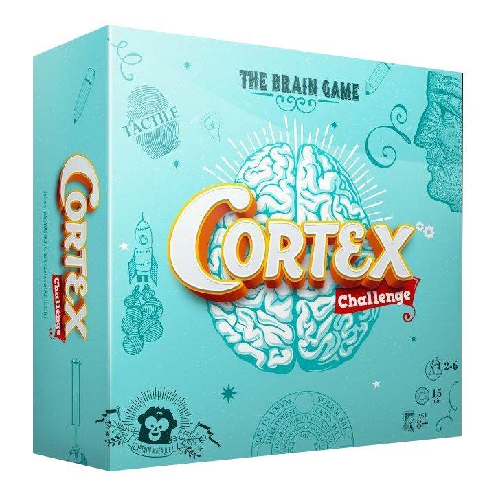 Cortex Challenge  (Lingua: Italiano, Inglese, Francese, Tedesco, Olandese, Spagnolo - Stato: Nuovo)