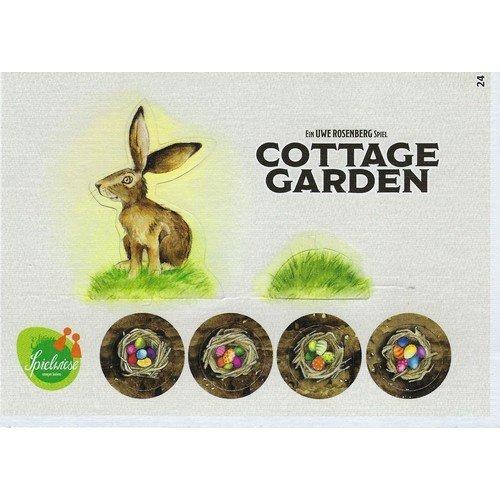 Cottage Garden: The Easter Bunny  (Lingua: Inglese, Tedesco - Stato: Nuovo)
