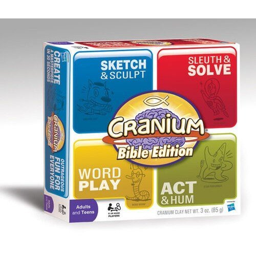 Cranium Bible Edition  (Lingua: Inglese - Stato: Nuovo)
