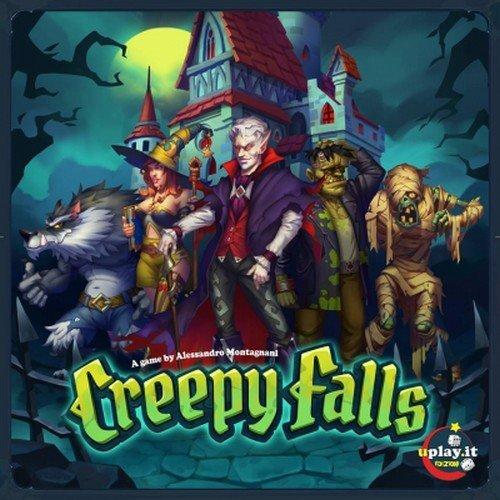 Creepy Falls  (Lingua: Italiano - Stato: Nuovo)