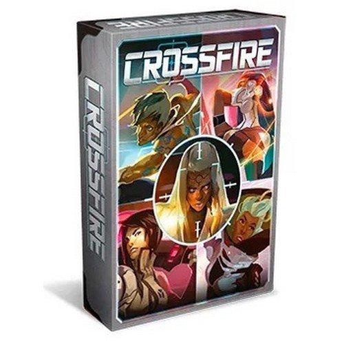 Crossfire  (Lingua: Inglese - Stato: Nuovo)