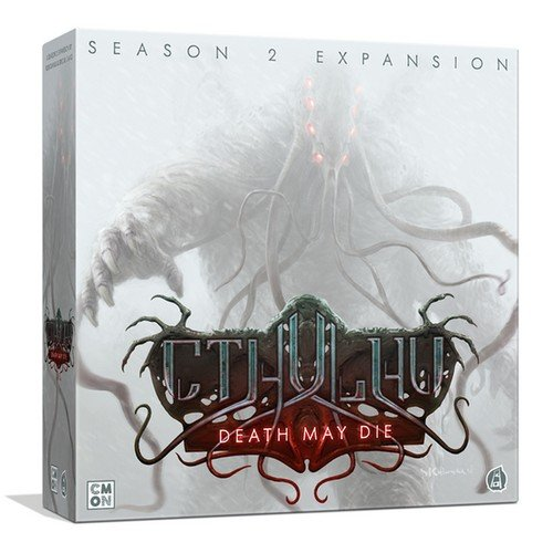 Cthulhu, Death May Die: Stagione 2 - ENG  (Lingua: Inglese - Stato: Nuovo)