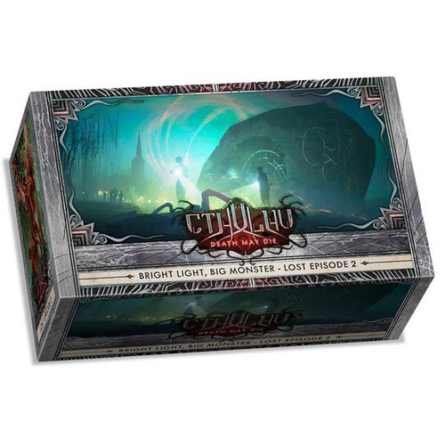 Cthulhu, Death May Die: Unspeakable Box  (Language: English - Conditions: New)