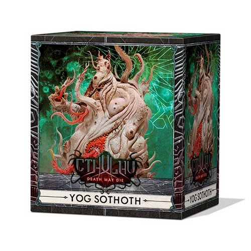 Cthulhu, Death May Die: Yog-Sothoth  (Lingua: Italiano - Stato: Nuovo)