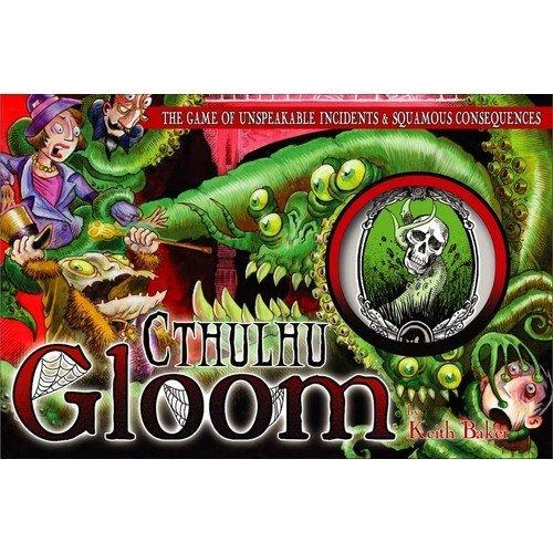 Cthulhu Gloom  (Lingua: Inglese - Stato: Nuovo)