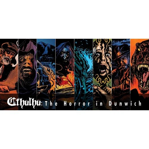 Cthulhu: The Horror in Dunwich  (Lingua: Inglese - Stato: Nuovo)