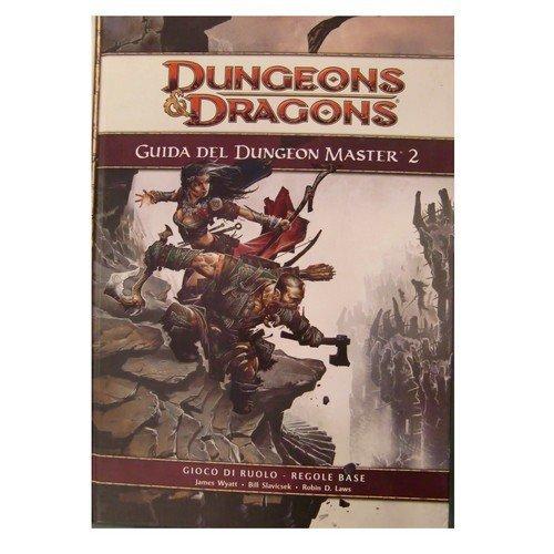 D&D 4.0 - Guida del Dungeon Master 2  (Lingua: Italiano - Stato: Nuovo)