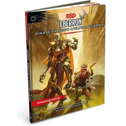 D&D - Eberron: Rinascita Dopo l'Ultima Guerra - ITA  (Lingua: Italiano - Stato: Nuovo)