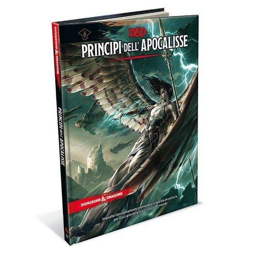 D&D - Elemental Evil: Princes of the Apocalypse - ITA  (Language: Italian - Conditions: New)