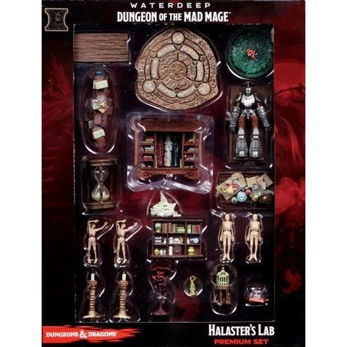 D&D - Icons of the Realms, Dungeon of the Mad Mage Booster Brick Case  (Lingua: Inglese - Stato: Nuovo)