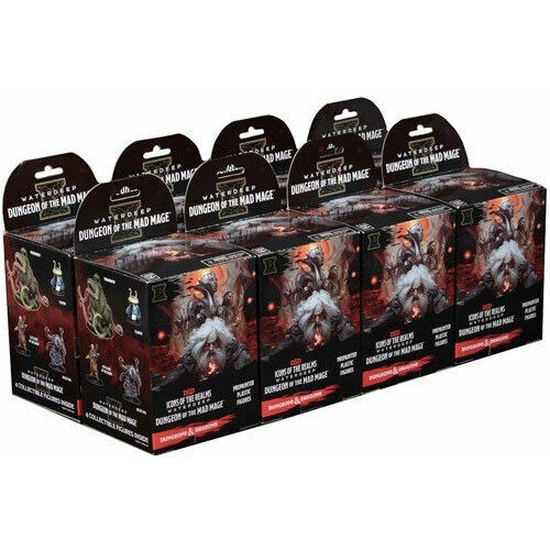 D&D - Icons of the Realms, Dungeon of the Mad Mage Booster Brick  (Lingua: Inglese - Stato: Nuovo)