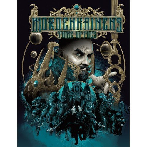 D&D - Mordenkainen's Tome of Foes (Alternate Cover) - ENG  (Language: English - Conditions: New)