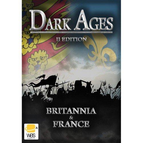 Dark Ages, Britannia and France  (Language: Italian, English - Conditions: New)