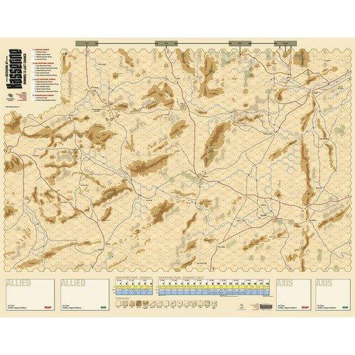 Decision at Kasserine: Rommel's Last Chance, Designer Signature Edition  (Lingua: Inglese - Stato: Nuovo)