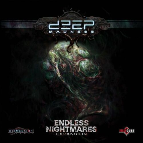 Deep Madness: Endless Nightmares - Espansione  (Lingua: Inglese - Stato: Nuovo)