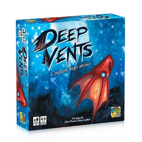 Deep Vents  (Language: Italian - Conditions: New)